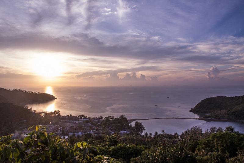 Thailand koh Phangan
