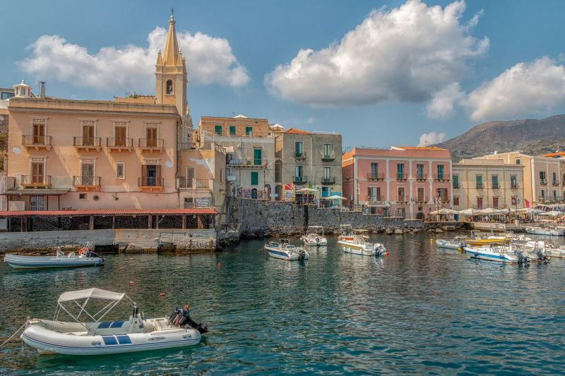 Lipari Island Greece