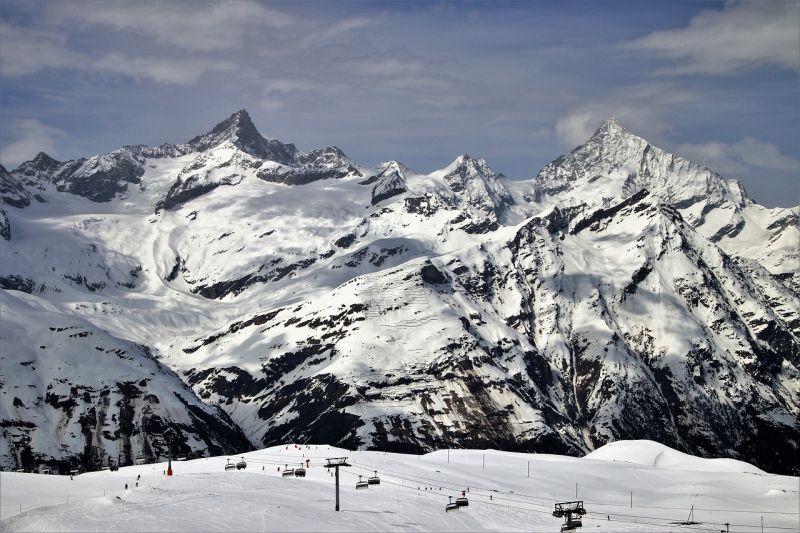 Zermatt ski