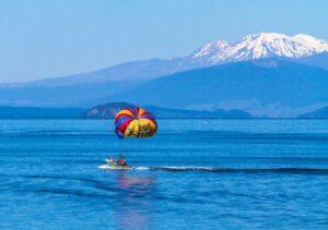 Lake Taupo New Zealand
