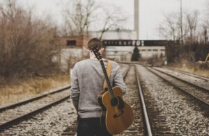 travel with guitar