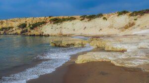 Lara Bay beach Cyprus