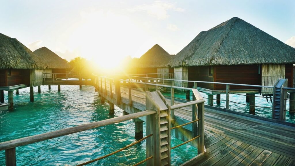 Bora Bora villas