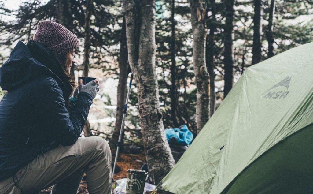 travel tent