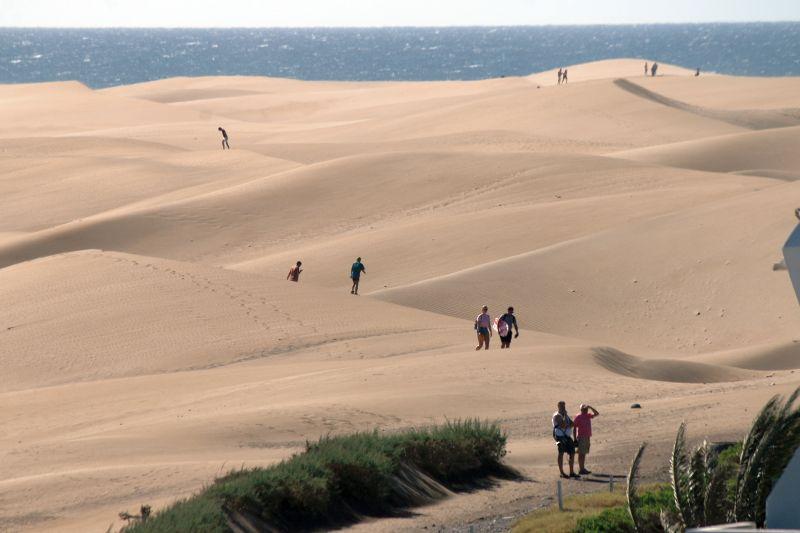 Maspalomas Sand Beach