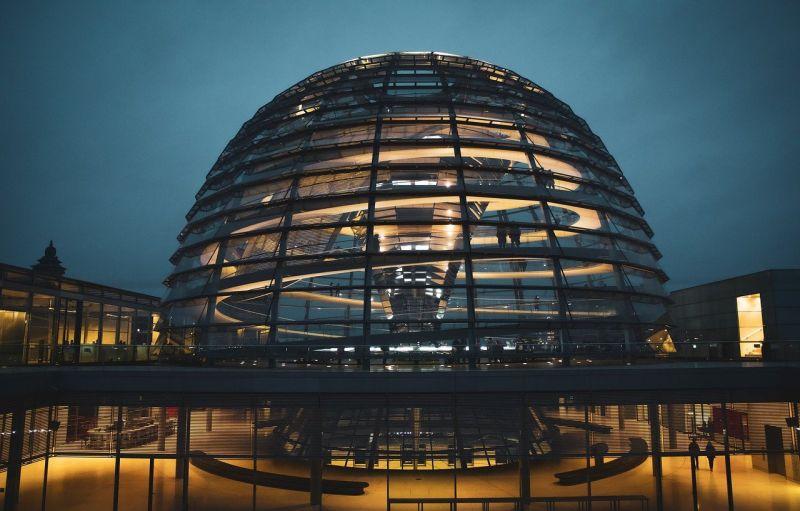 berlin- Reichstag