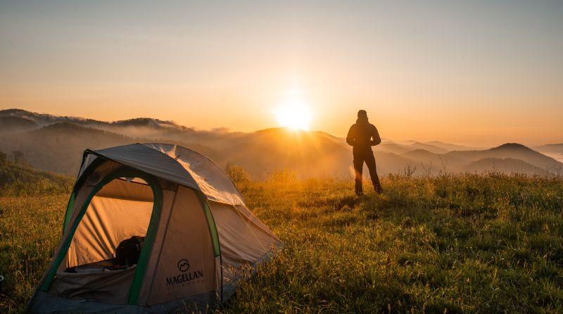 camping wilderness