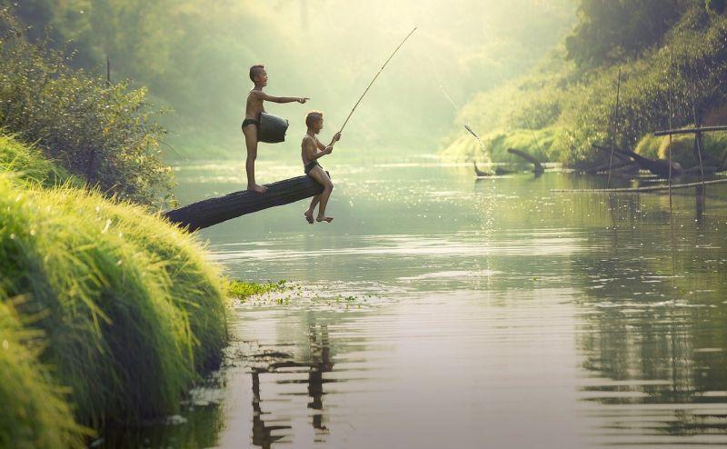 fishing benefits